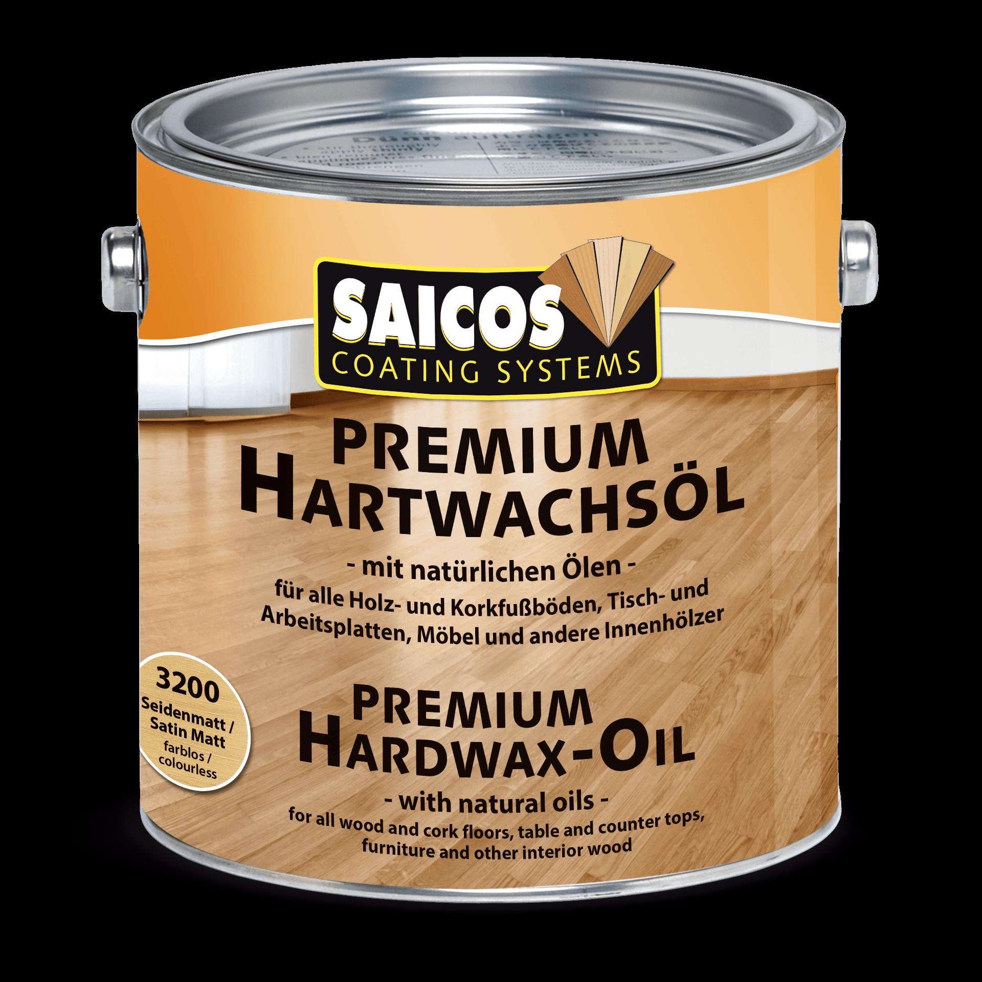Premium Hardwax-Oil
