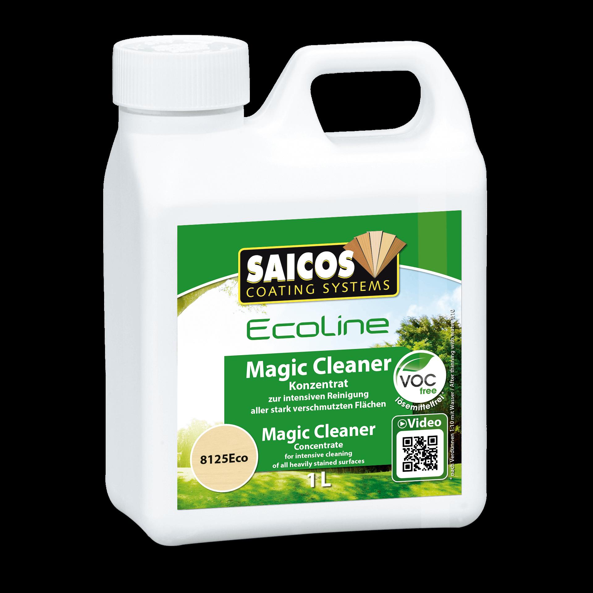 Ecoline Magic Cleaner – do wszystkich powierzchni – koncentrat
