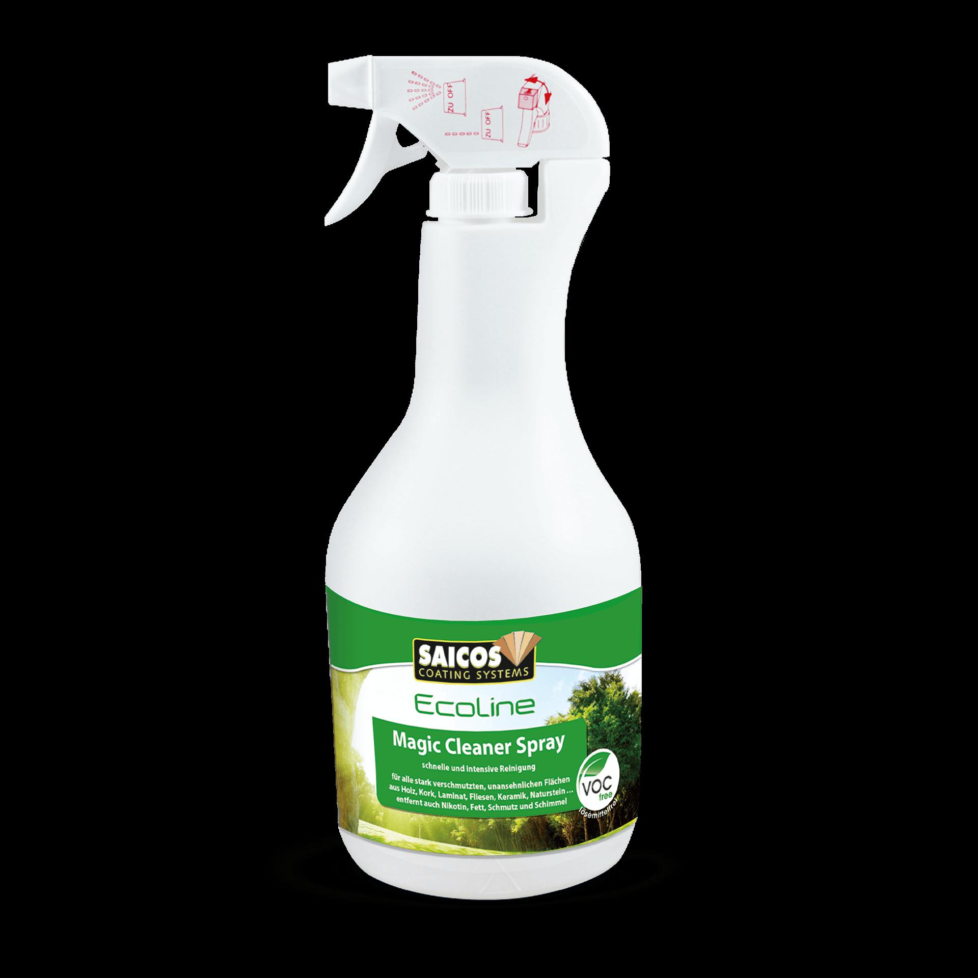 Ecoline Magic Cleaner – do wszystkich powierzchni – spray