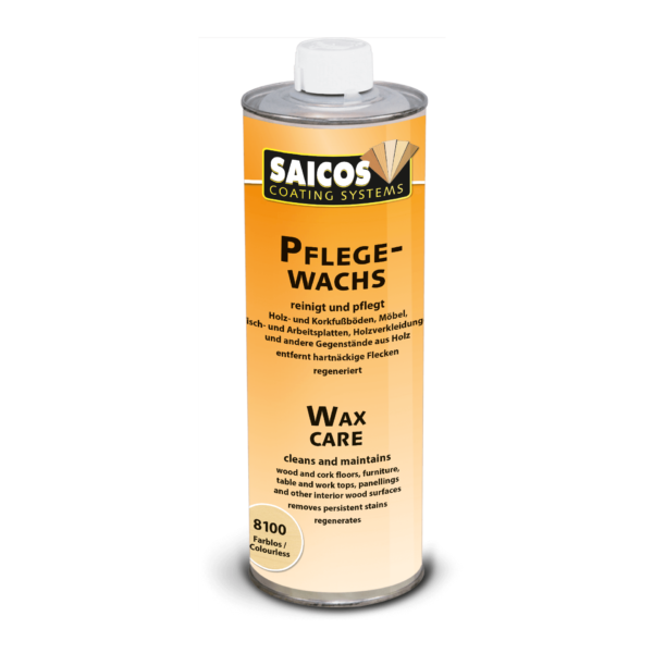 Wax Care – do powierzchni pokrytych olejowoskiem